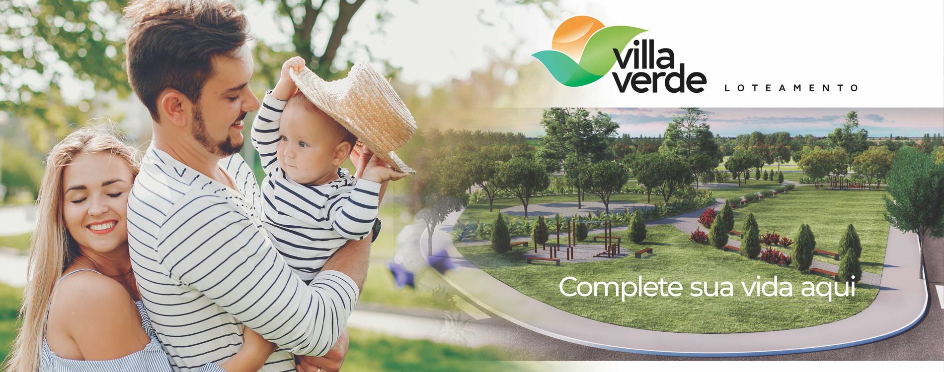 Loteamento Villa Verde