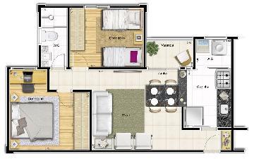 Apartamentos / Padrão em Jaboticabal - foto 14